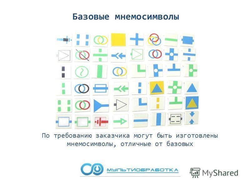 www.rtels.ru Базовые мнемосимволы По требованию заказчика могут быть изготовлены мнемосимволы, отличные от базовых Москва, Проспект Мира, д. 222, стр. 4 +7 499 685 18 27 office@rtels.ru