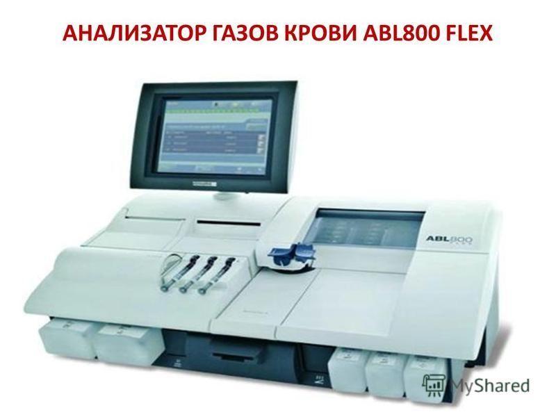 анализатор газов abl 800