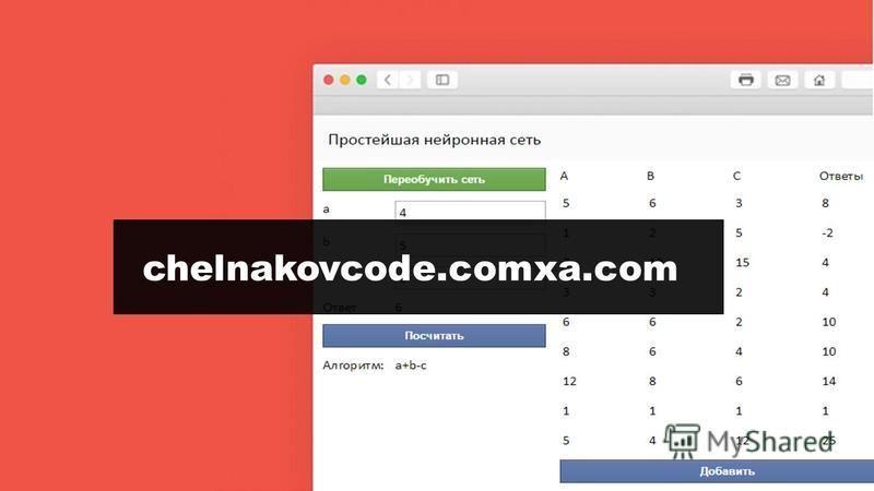 chelnakovcode.comxa.com