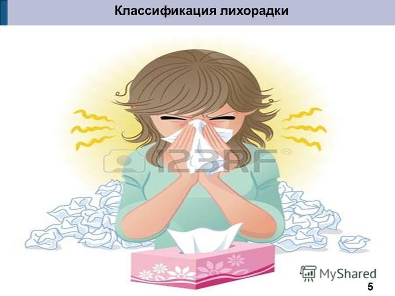 Классификация лихорадки 5