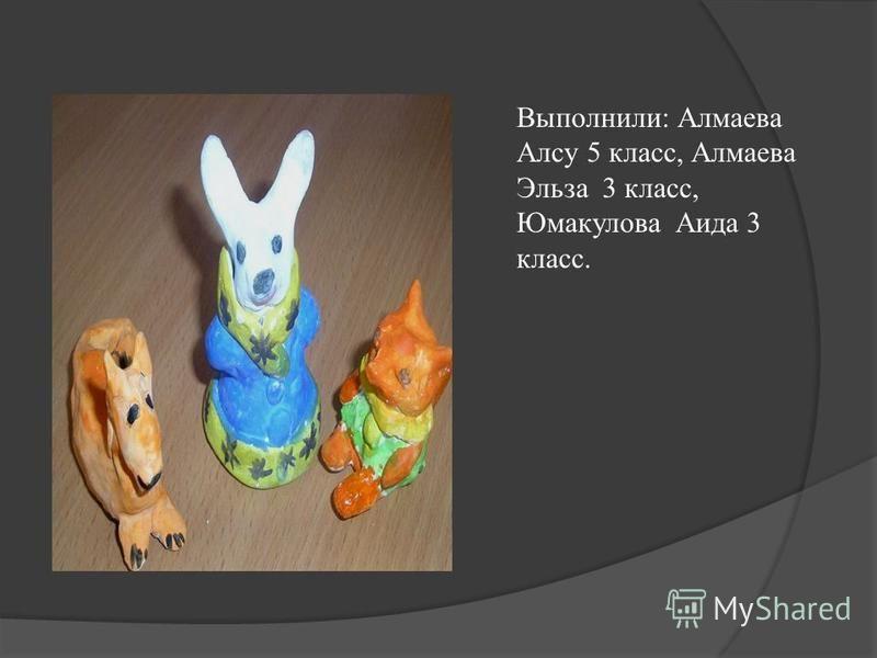 Выполнили: Алмаева Алсу 5 класс, Алмаева Эльза 3 класс, Юмакулова Аида 3 класс.