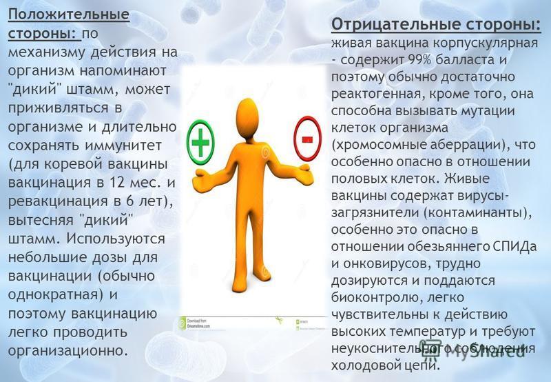 Положительные стороны: по механизму действия на организм напоминают
