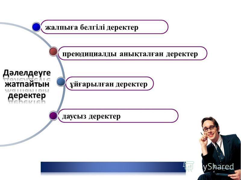 даусыз директор ұйғарылған директор преюдициалды анықталған директор жалпыға белгілі директор