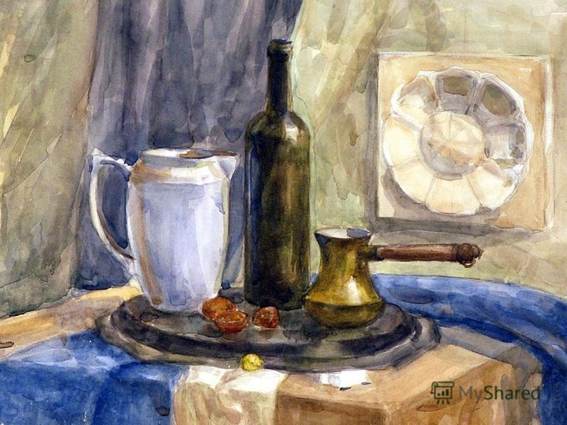 Станковая живопись в основном представлена работами, выполненными масляными красками на холсте (картоне, деревянных досках или оголите). Представляет собой самый массовый вид живописи. Именно этот вид обычно и применяют к термину живопись.