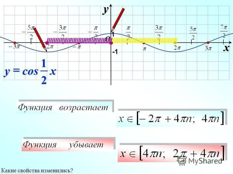 I I I I I I I O xy -1-1-1-1 1 xy 21cos Какие свойства изменились? IIIIIIIIIIIIIIIIIIIIIIIIIIIIIIIIIIIIIIIIIIIIIIIIIIIIIIIIIIIIIIIIIIIIIIIIIIIIIIII
