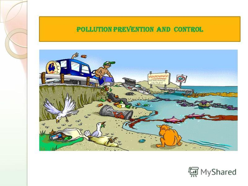 Pollution Prevention and Control