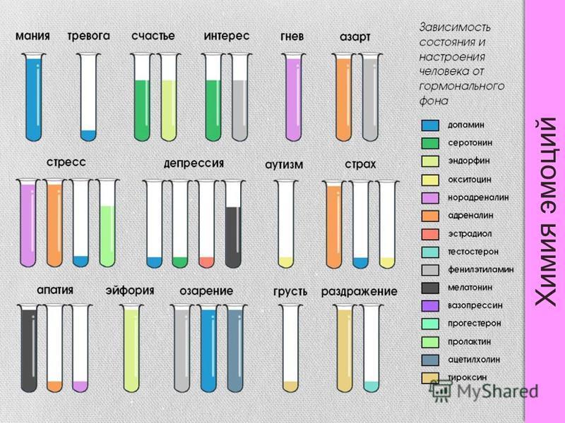 Химия эмоций