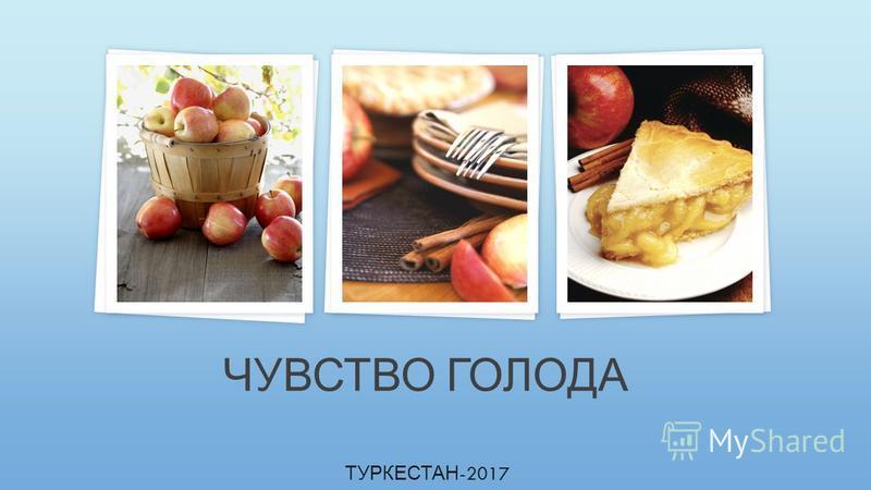ЧУВСТВО ГОЛОДА ТУРКЕСТАН -2017
