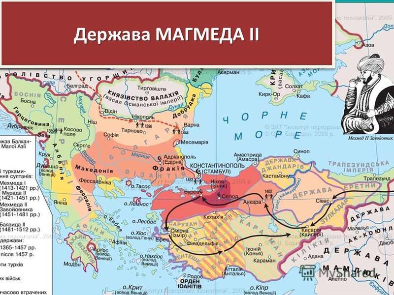 Держава МАГМЕДА ІІ
