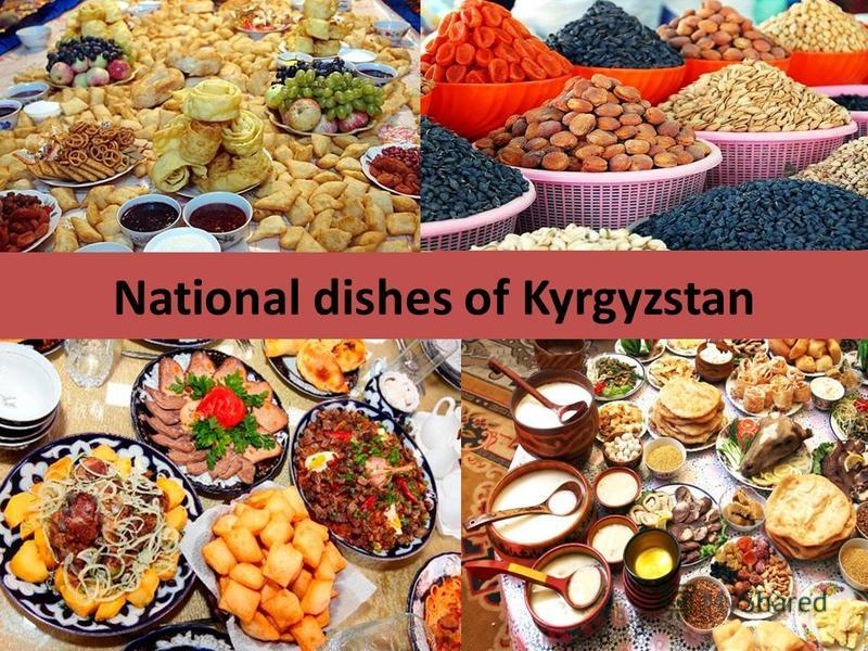 National dishes of Kyrgyzstan