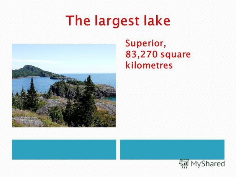 Superior, 83,270 square kilometres