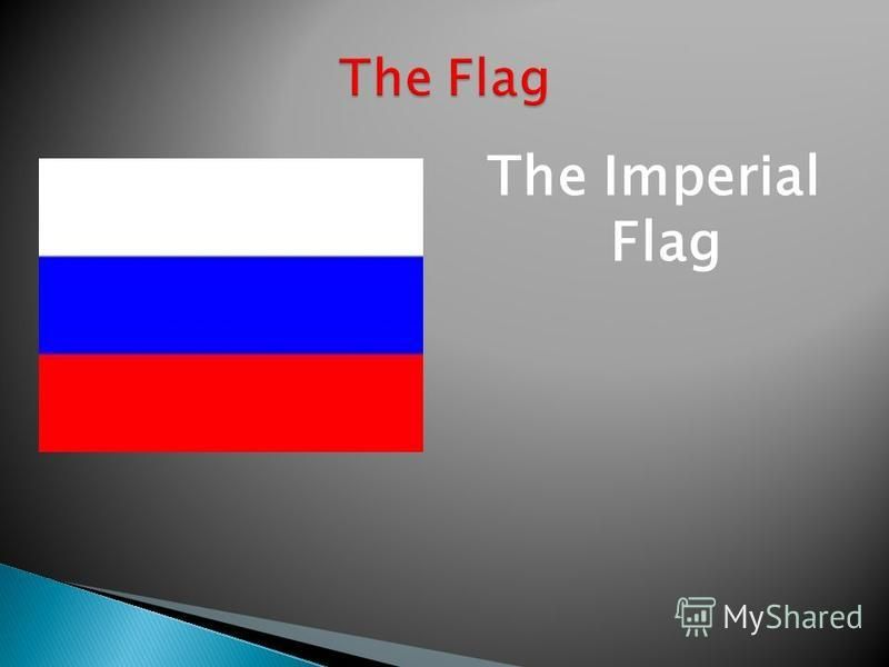 The Imperial Flag