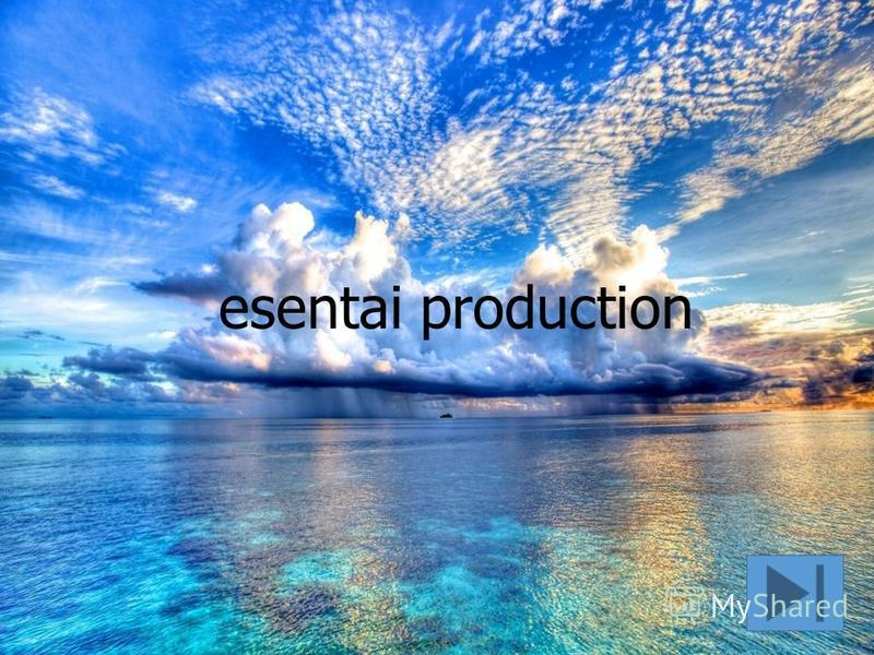 esentai production