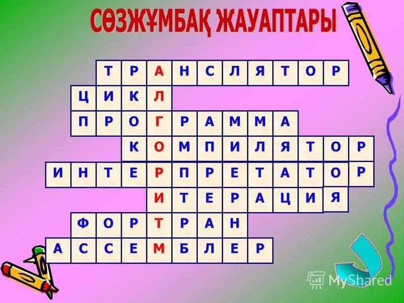 3. Алгоритм орындаушисы денегіміз - құрастырылған алгоритм мен басқарылуға тиісті объект немесе субъект. 2 2. 1. 11 сыныпты бітіру. 2. ҰБТ тапсыру. 3. Өтетін бал жинау. 4. Конкурсқа қатысу. 5. Конкурстан өту. 6. Құжаттар тапсыру. БАСЫ t y=t*t*t-3 y С