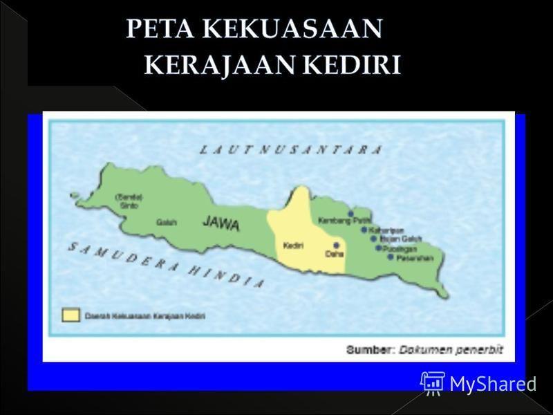 Berdirinya Kerajaan Kediri dapat ditelusuri dari peristiwa pembagian wilayah Kerajaan Mataram Kuno oleh raja terakhirnya, Airlangga yang membagikerajaan menjadi dua, yaitu menjadi Panjalu dan Janggala. Pada tahun 1044 M, terjadi perang saudara yang b