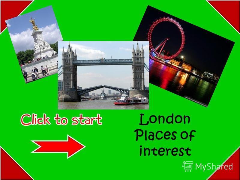 London Places of interest