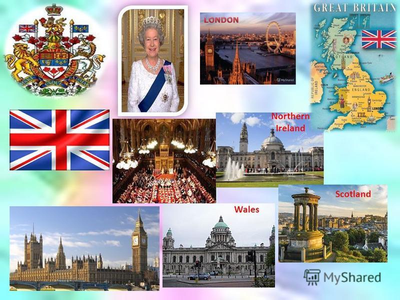 Scotland Wales Northern Ireland