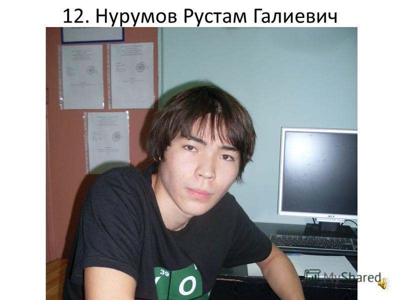11. Найденко Максим Георгиевич