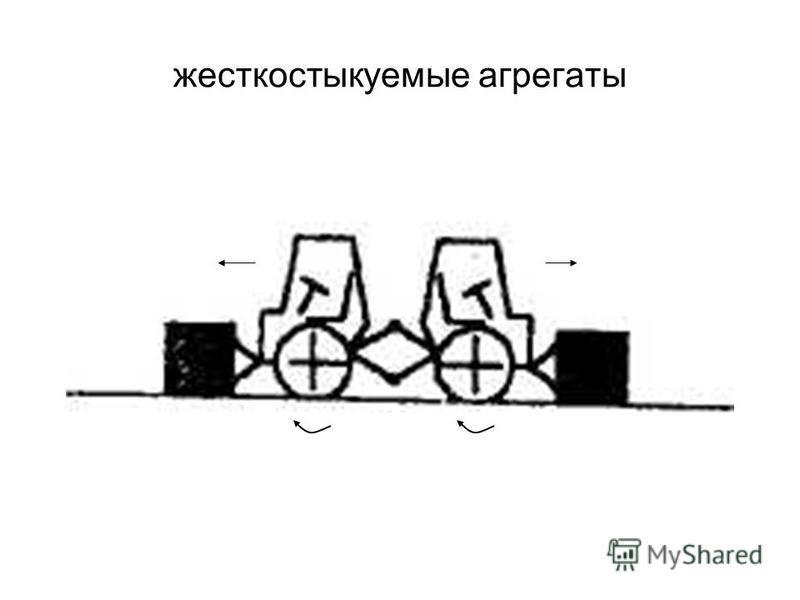 жесткостыкуемые агрегаты