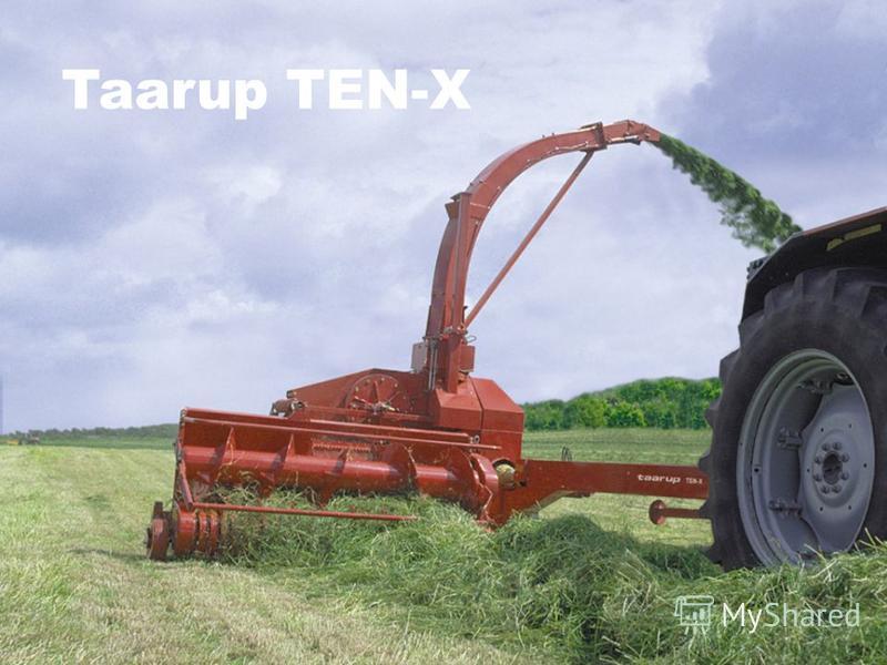 Taarup TEN-X