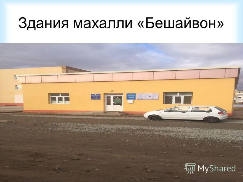Здания махали «Бешайвон»