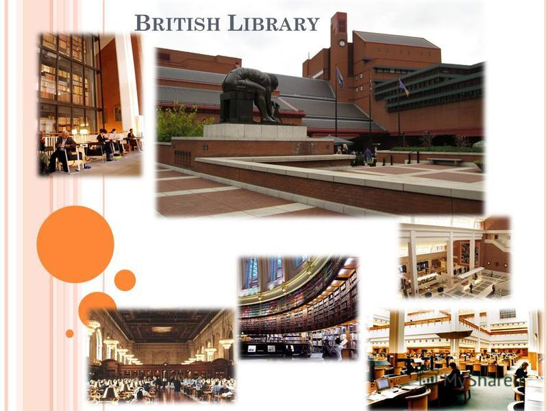 B RITISH L IBRARY