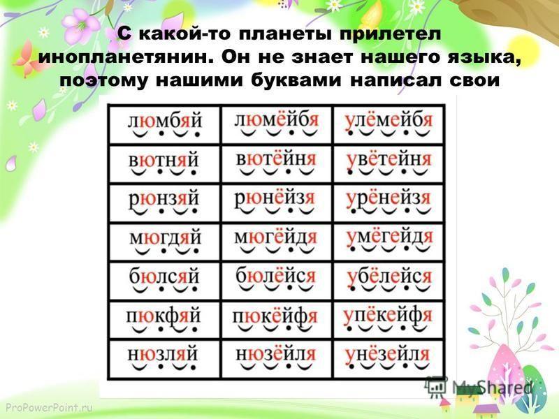 Работая со слоговыми таблицами решается несколько задач: 1. Помогаем ребенку быстрее научиться читать; 2. Развиваем орфографическую зоркость. Работая с таблицами, педагог может придумывать самые разнообразные задания, т.е. занятия становятся разнообр