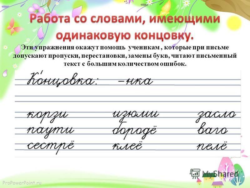 ProPowerPoint.ru С какой-то планеты прилетел инопланетянин. Он не знает нашего языка, поэтому нашими буквами написал свои.инопланетянские слова.