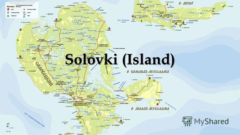 Solovki (Island)