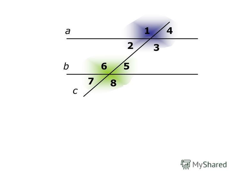 а b 1 3 4 56 7 8 2 c