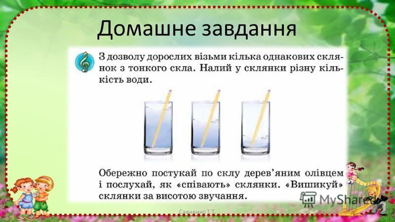 Домашне завдання Савченко Т.Т.