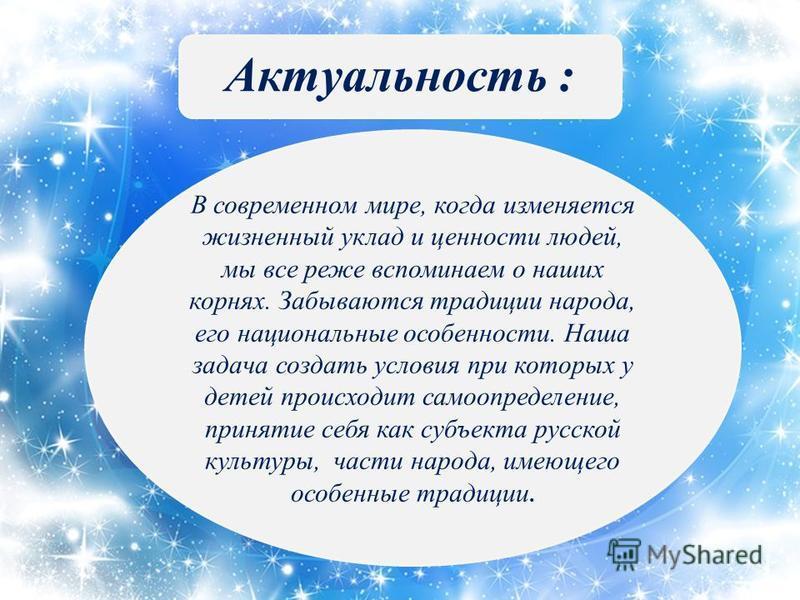 7 января (25 декабря) – 19 января (6 января) Зимние святки