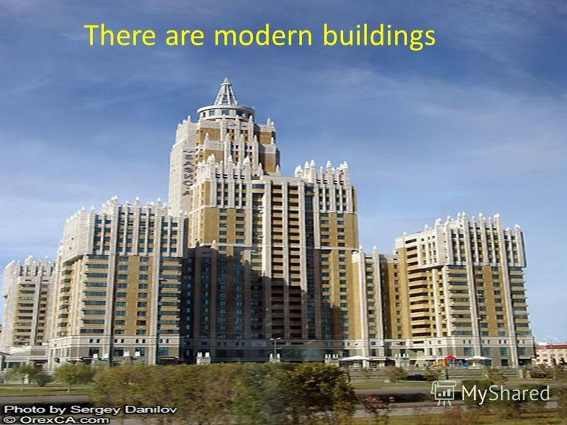 Astana is the beautiful city. Visitors to Astana love the modern buildings in the city.