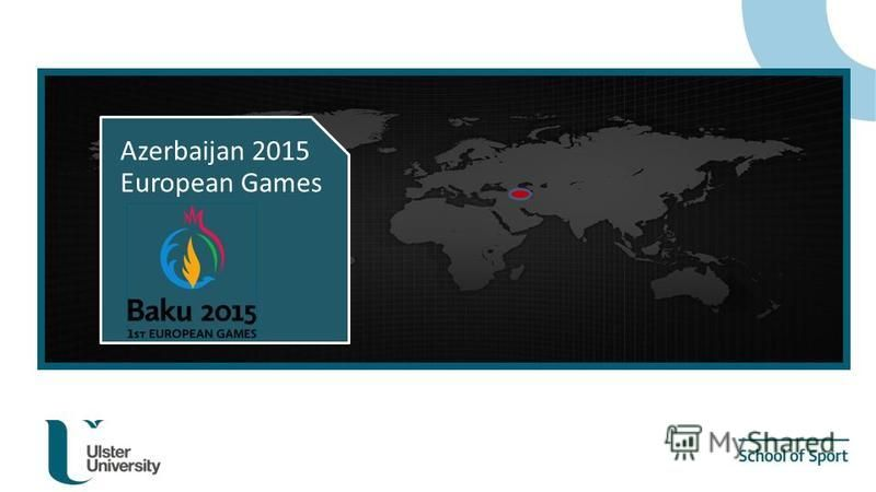 Azerbaijan 2015 European Games