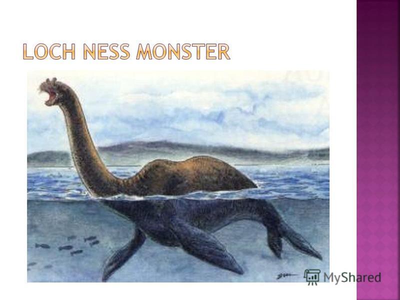 Доклад о лохнесском чудовище на английском языке 2893