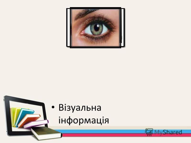 Візуальна інформація