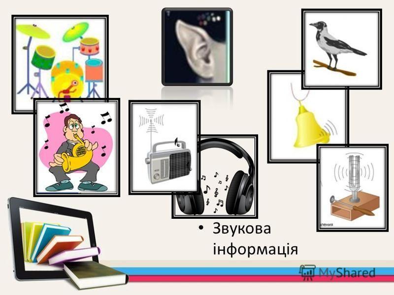 Звукова інформація