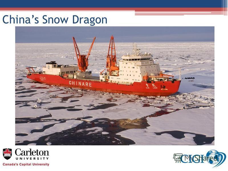 Chinas Snow Dragon