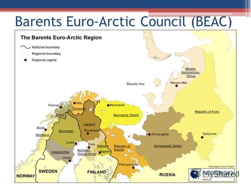 Barents Euro-Arctic Council (BEAC)