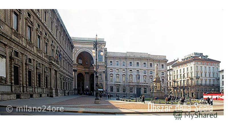Obszar della Scala
