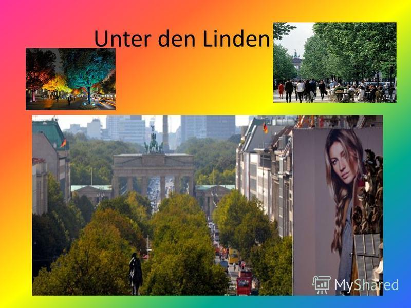 Unter den Linden jfdjs