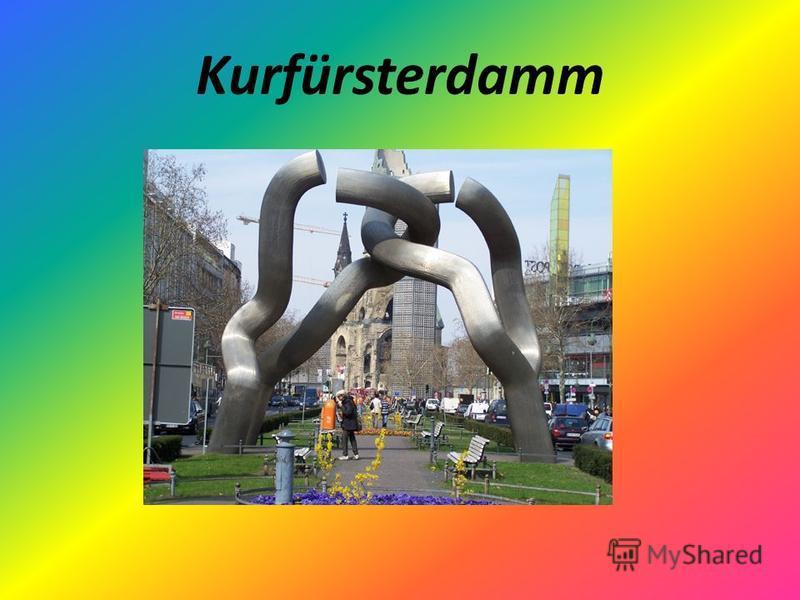 Kurfürsterdamm