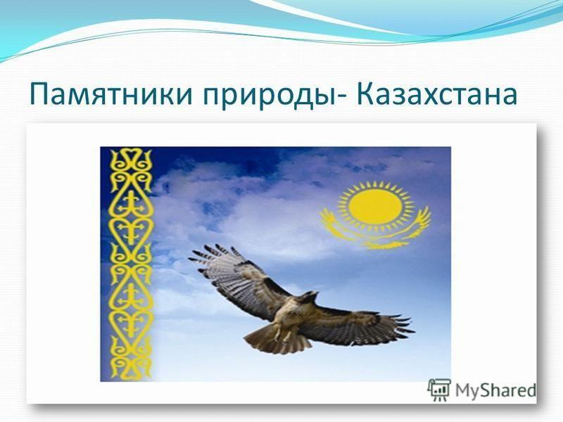 Prezentaciya Na Temu Pamyatniki Prirody Kazahstana Ozero Issyk