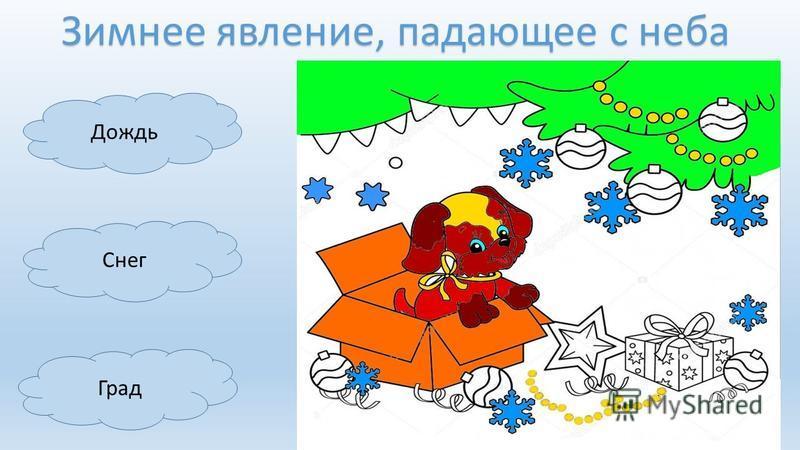 Зимнее явление, падающее с неба Град Снег Дождь