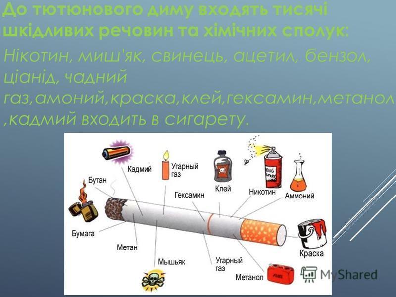 Ми проти куріння! Ми - здорове покоління! Призентація про куріння