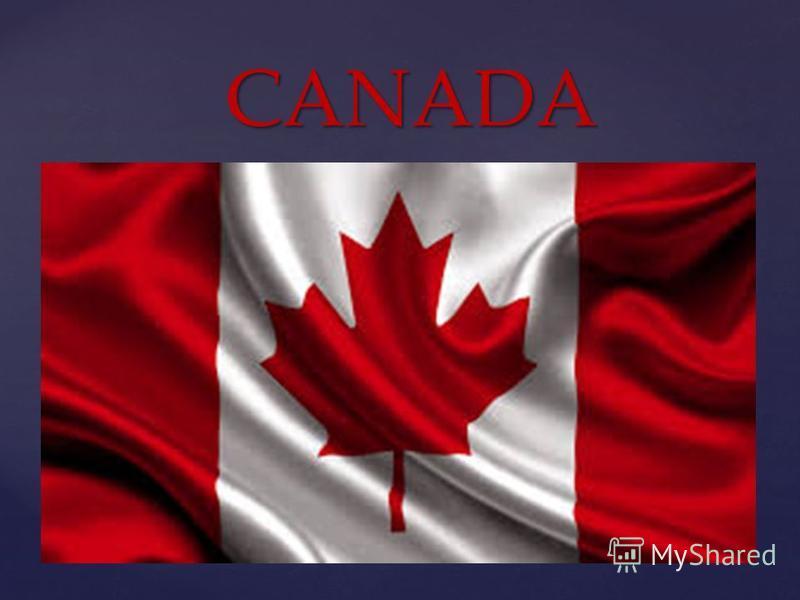 { CANADA CANADA