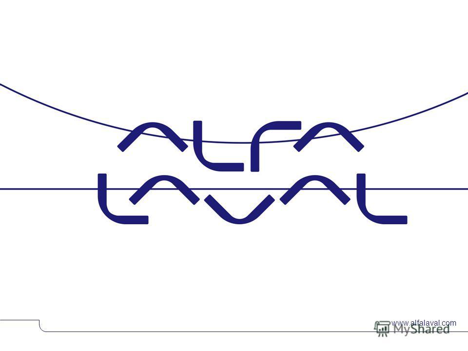 www.alfalaval.com © Alfa LavalSlide 12