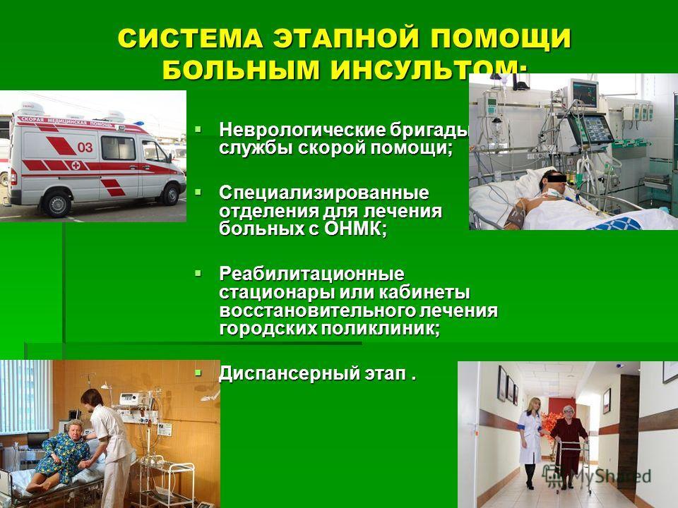 Служба Вторичной (Специализированной) Помощи фото