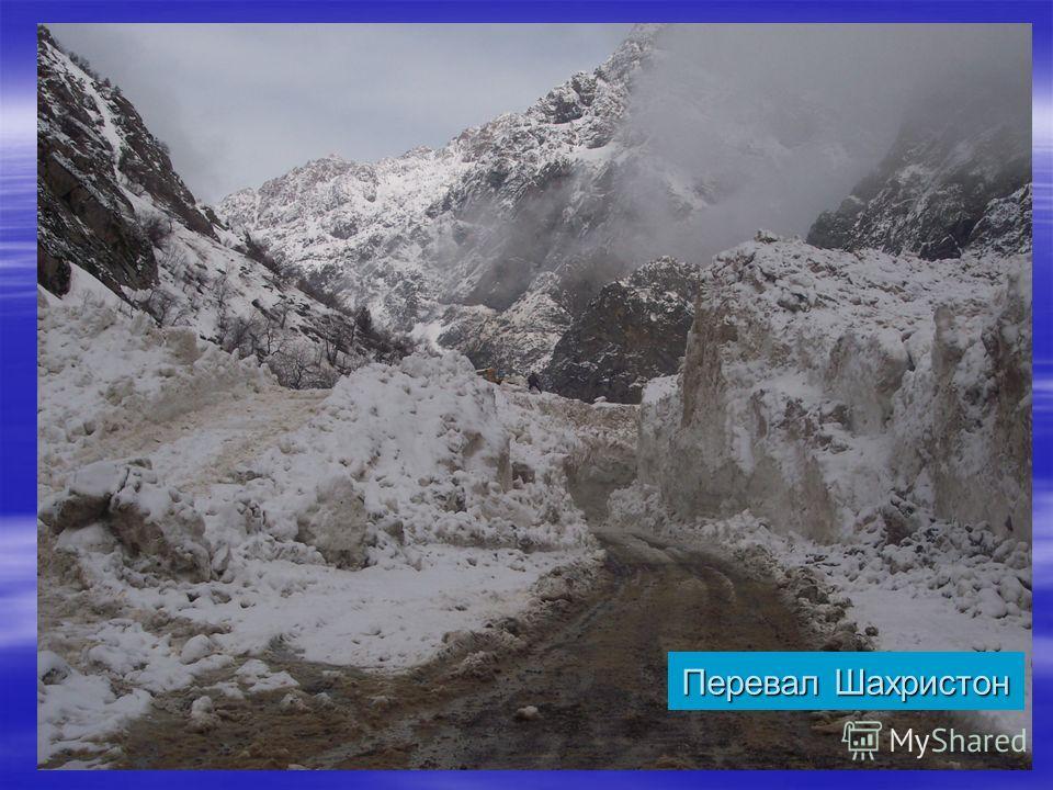 Перевал Шахристон
