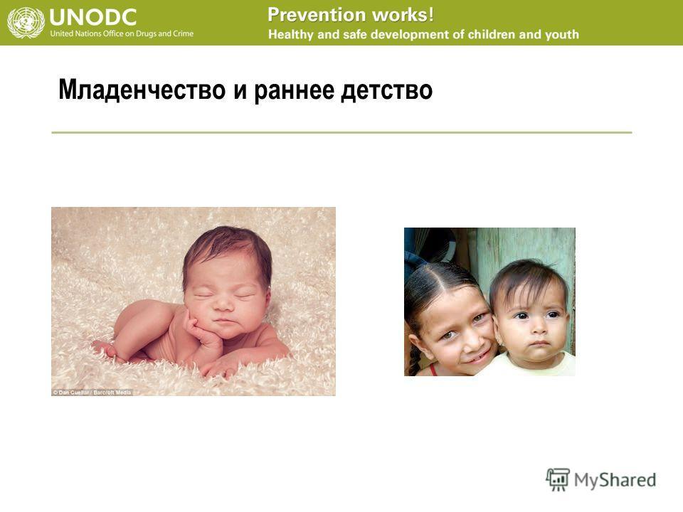 Младенчество и раннее детство